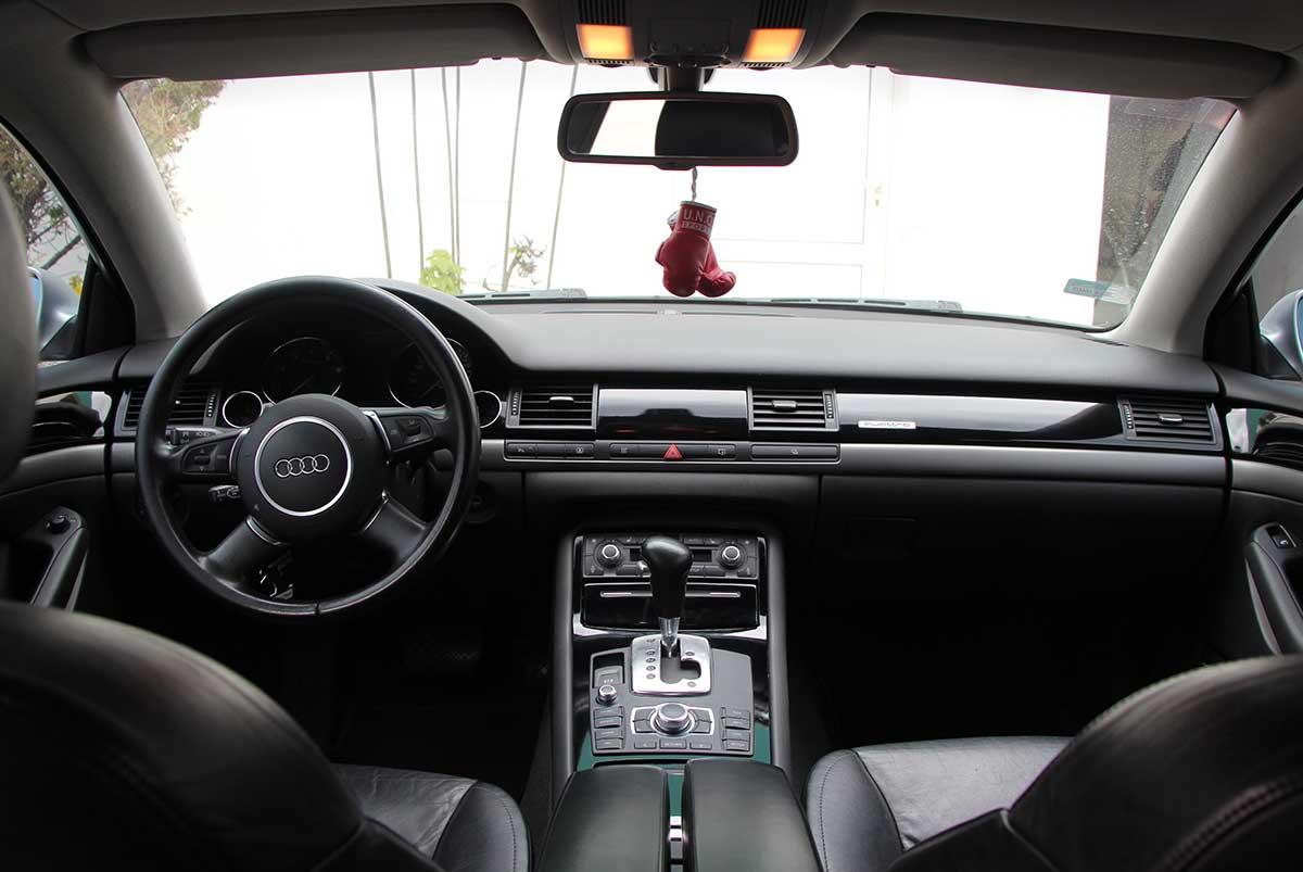 Audi A8 D3 Aplikatorzy Profesjonalne Oklejanie